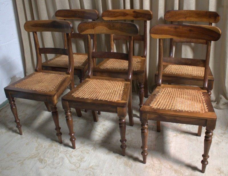 6x Original Cape Stinkwood Chairs R7 950 00 Furniture Dutch Furniture Chair