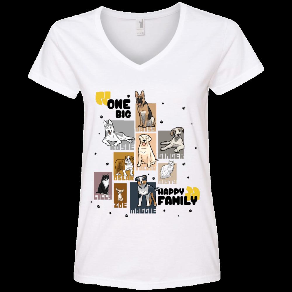 Happy Family Family T Shirts