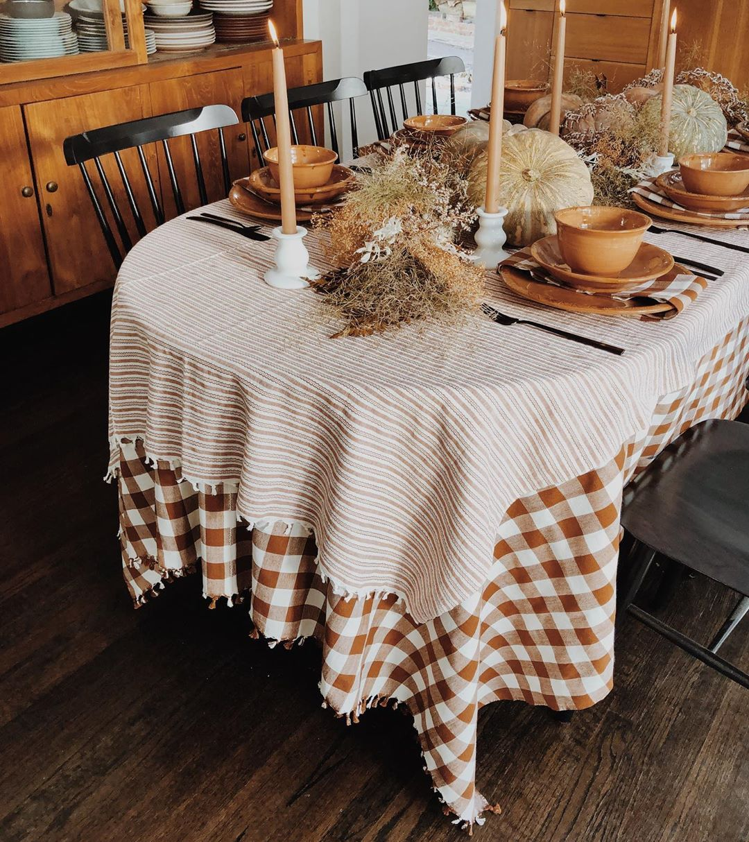 A Perfect Table For The First Day Of Fall, From Last Week