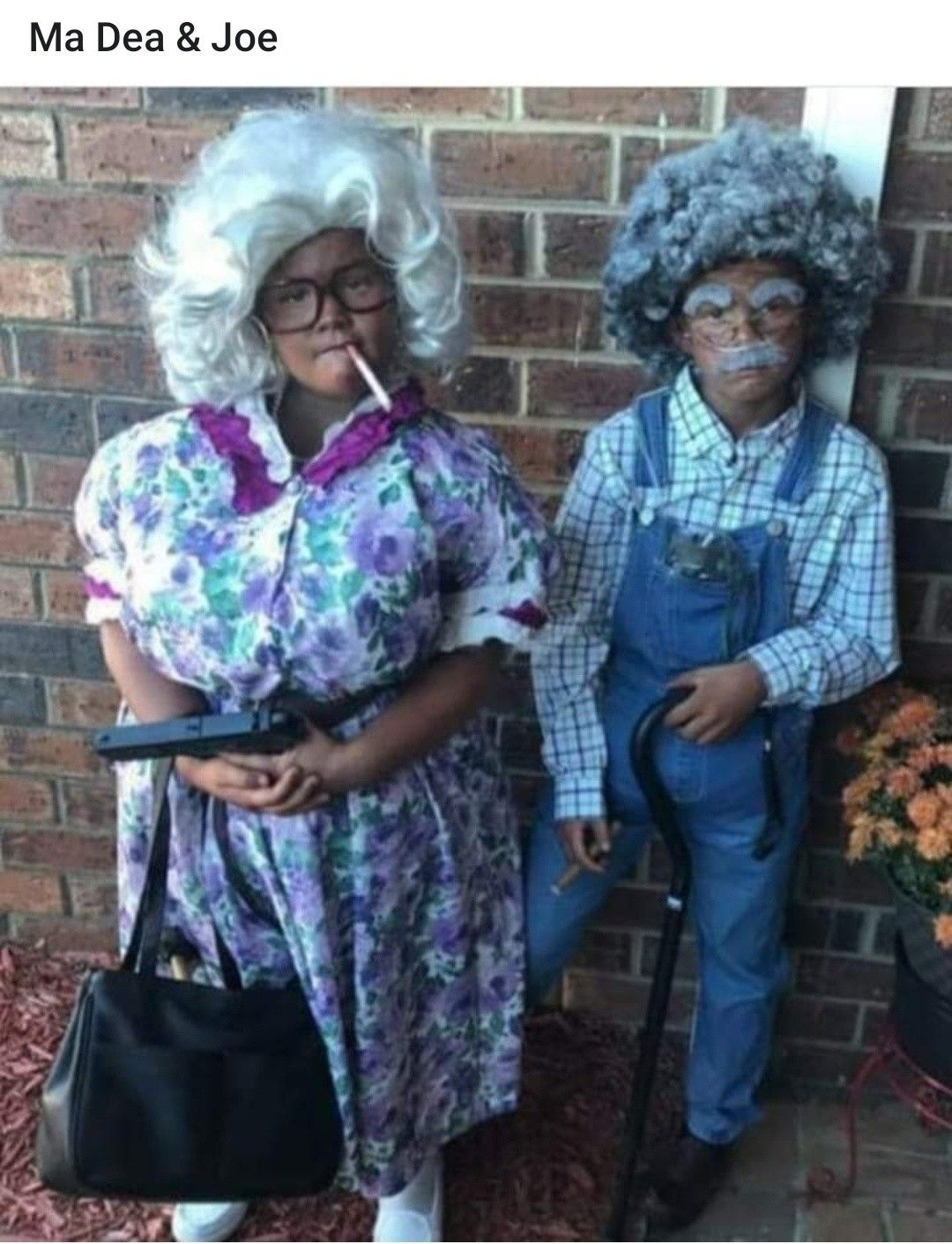 Madea and Joe Madea, Costumes, Fashion
