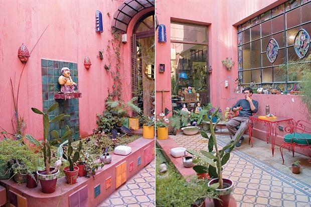 Diez terrazas y patios para tomar ideas patios exterior for Casas con patio interior