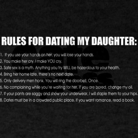 rules for dating my mom