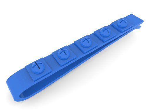 3D Printed Frear Tie Bar- Blue Winifred Blewster http://www.amazon.com/dp/B00IRH4Y9Q/ref=cm_sw_r_pi_dp_LZ6Cub1X4G4Q2