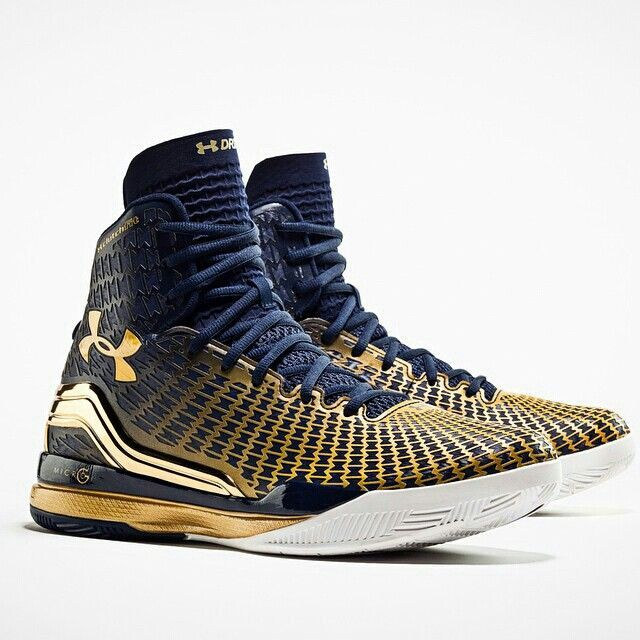 black and gold under armour basketball shoes