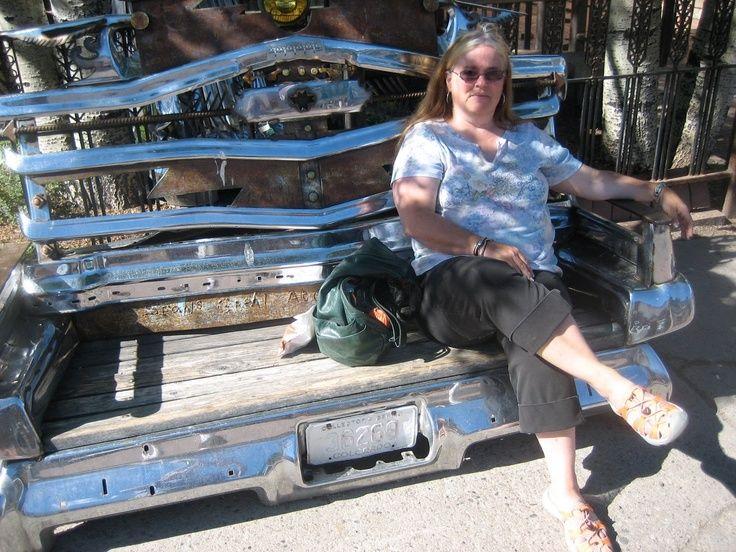 Top 10 Ideas To Reuse Old Car Parts Old car parts, Car