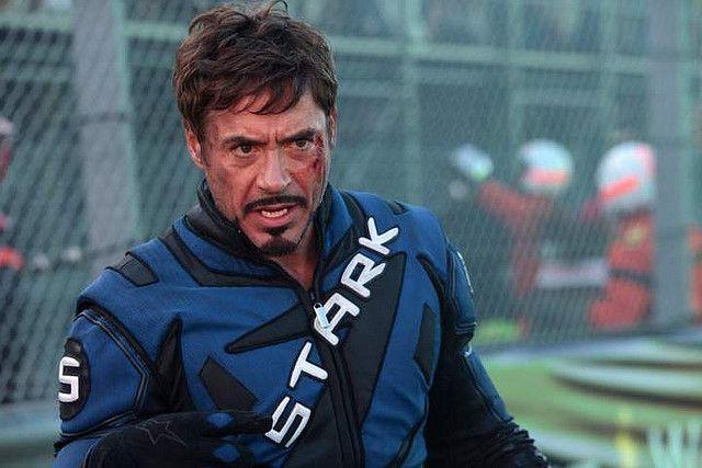 Iron Man 2 - Robert Downey Jr. 6