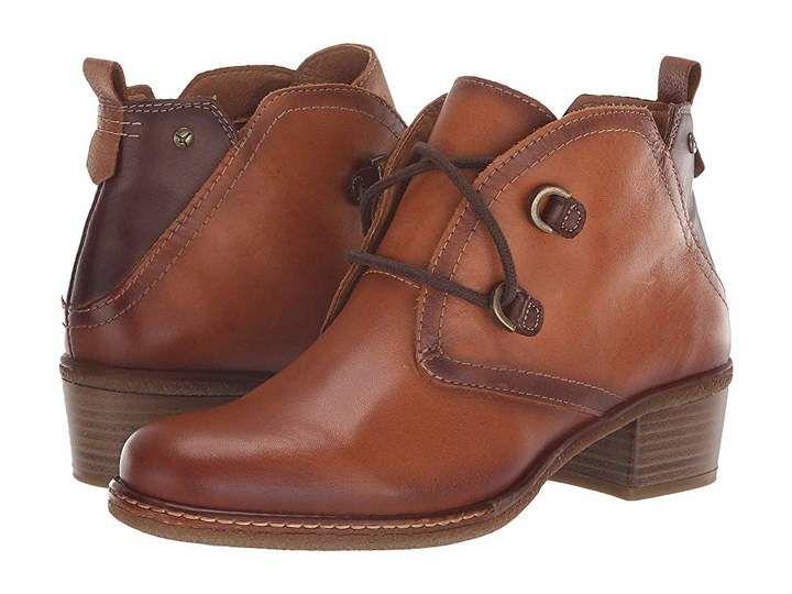 e4cc5eae285e3 PIKOLINOS Zaragoza W9H-8719 Saddles, Ankle Boots, Women's Shoes, Zaragoza,  Ankle
