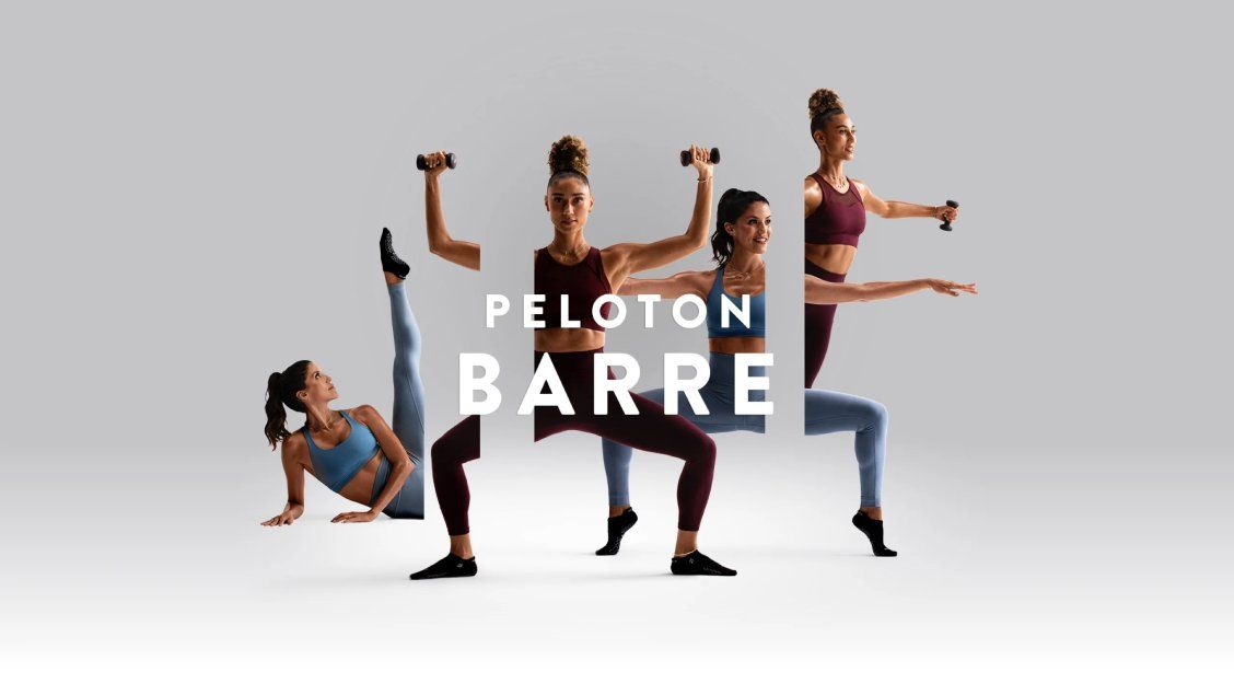 Peloton barre classes are officially here in 2020 barre