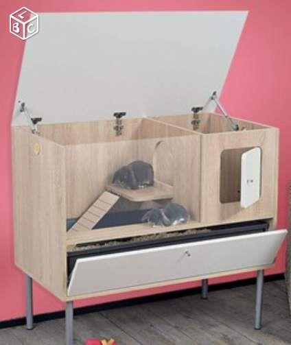 clapier d 39 interieur animaux val de marne pets pinterest clapiers vals et. Black Bedroom Furniture Sets. Home Design Ideas
