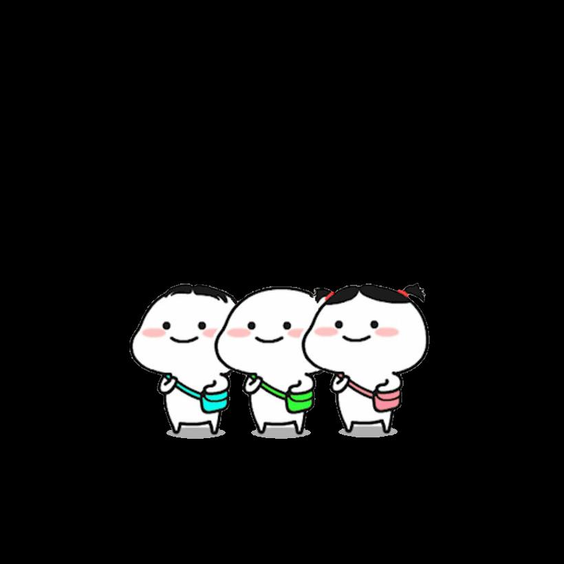 Pin oleh Doan di 乖巧宝宝 Ilustrasi lucu, Sangat lucu, Animasi