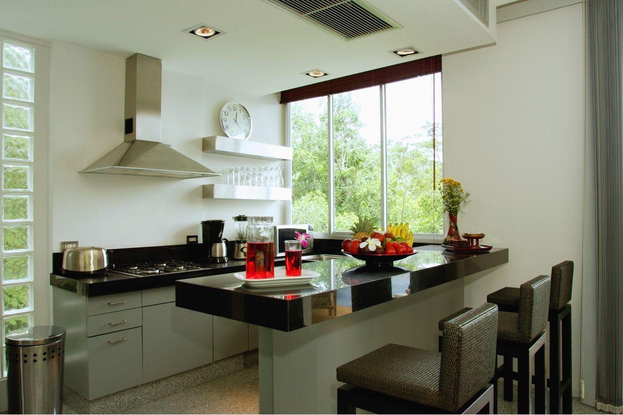 Diseño de cocinas pequeñas | Pinterest | Diseños de cocinas pequeñas ...