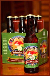 Coronado Brewing Company's Islander IPA