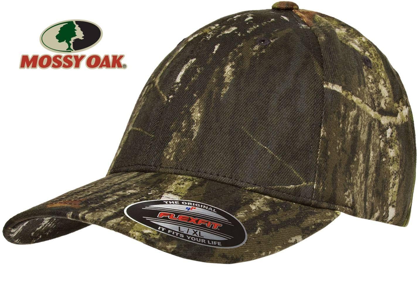 Wholesale Flexfit/Yupoong 6999MOBU Mossy Oak Break Up Hat