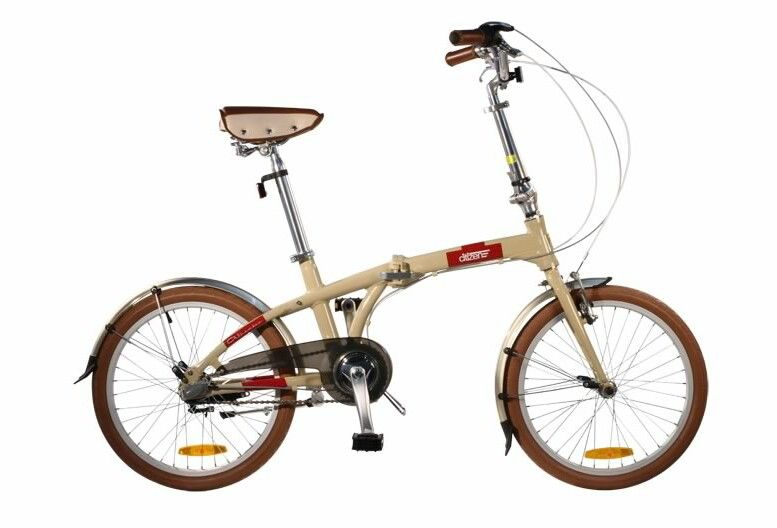 Citizen Bike Alhambra Urban Bicycle Folding Bike Folding Bicycle