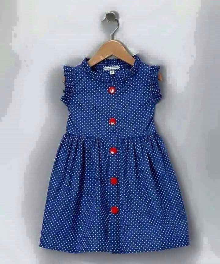Baju Overall Anak Perempuan