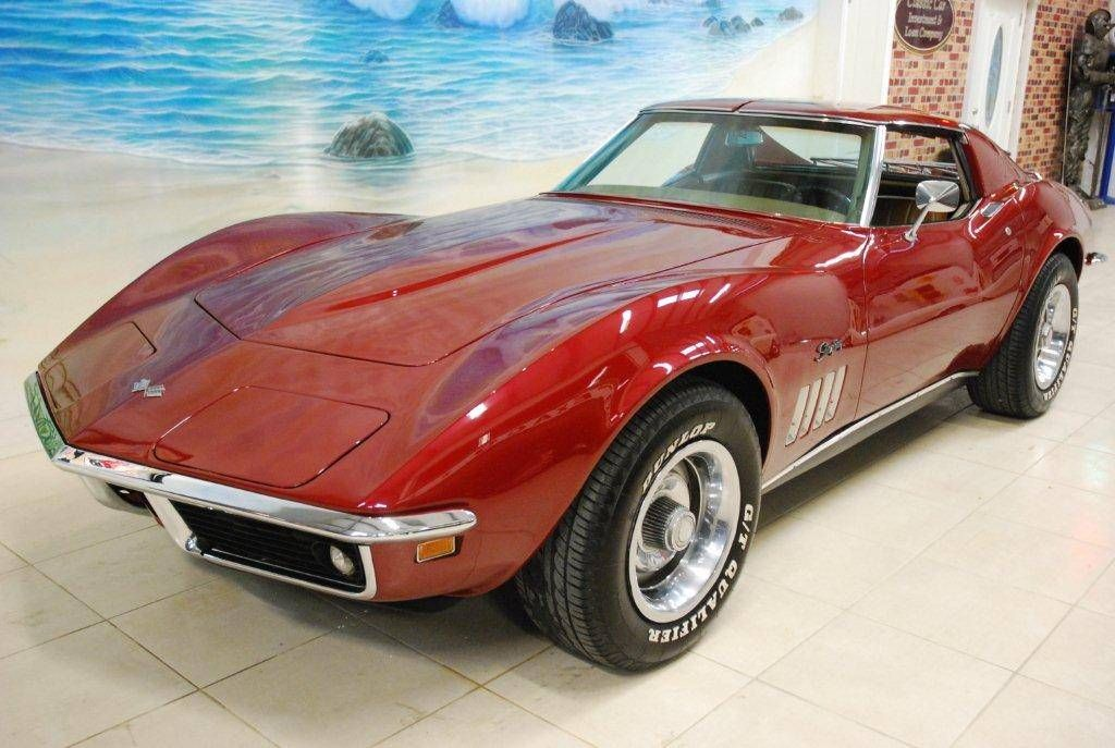 1970 Chevrolet Corvette Offered For Auction Chevrolet Corvette Corvette Chevrolet
