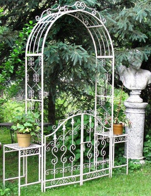 Incredible Victorian Garden Decor Shady Grove Garden Arch