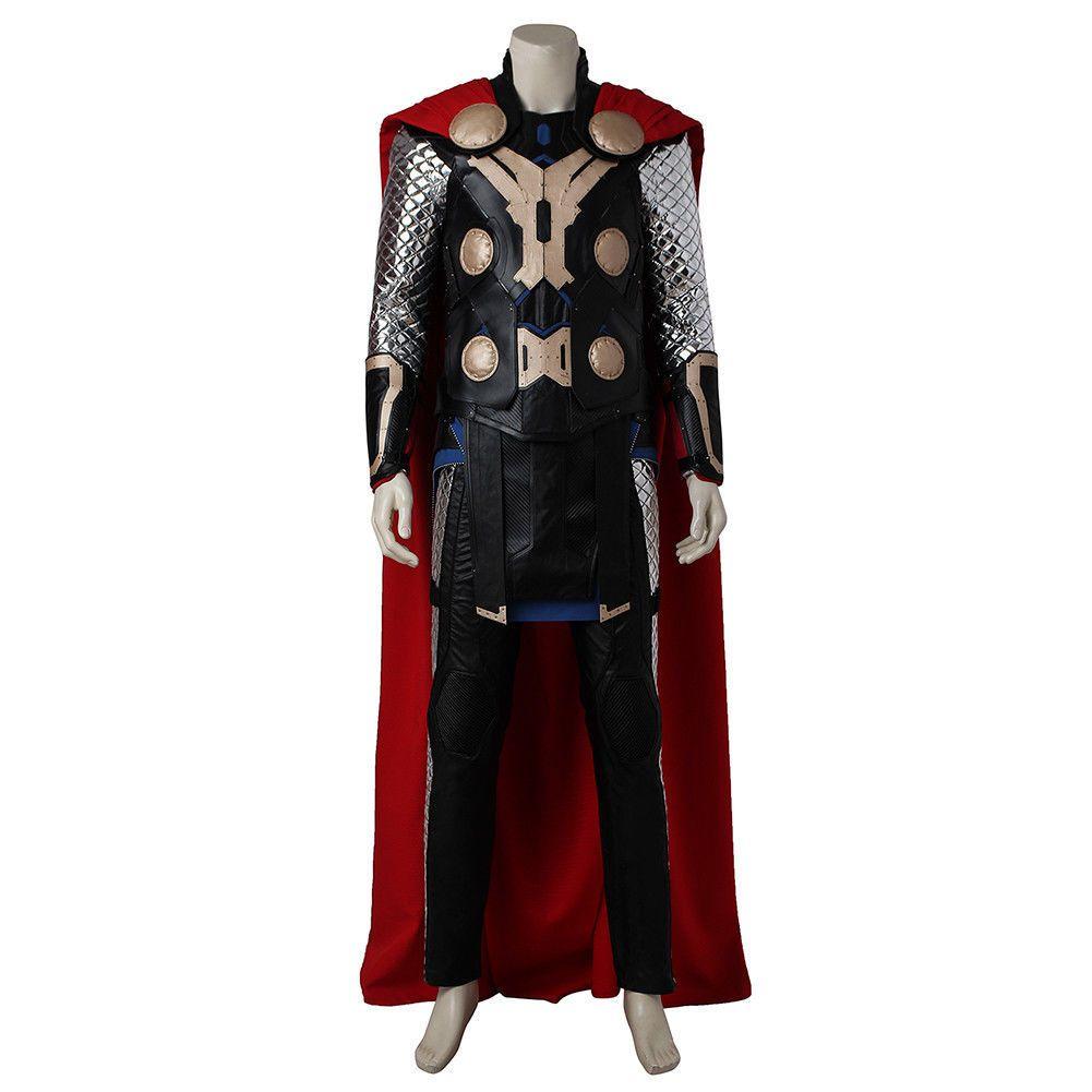 Avengers Age of Ultron Thor Odinson Cosplay Costume Custom Made