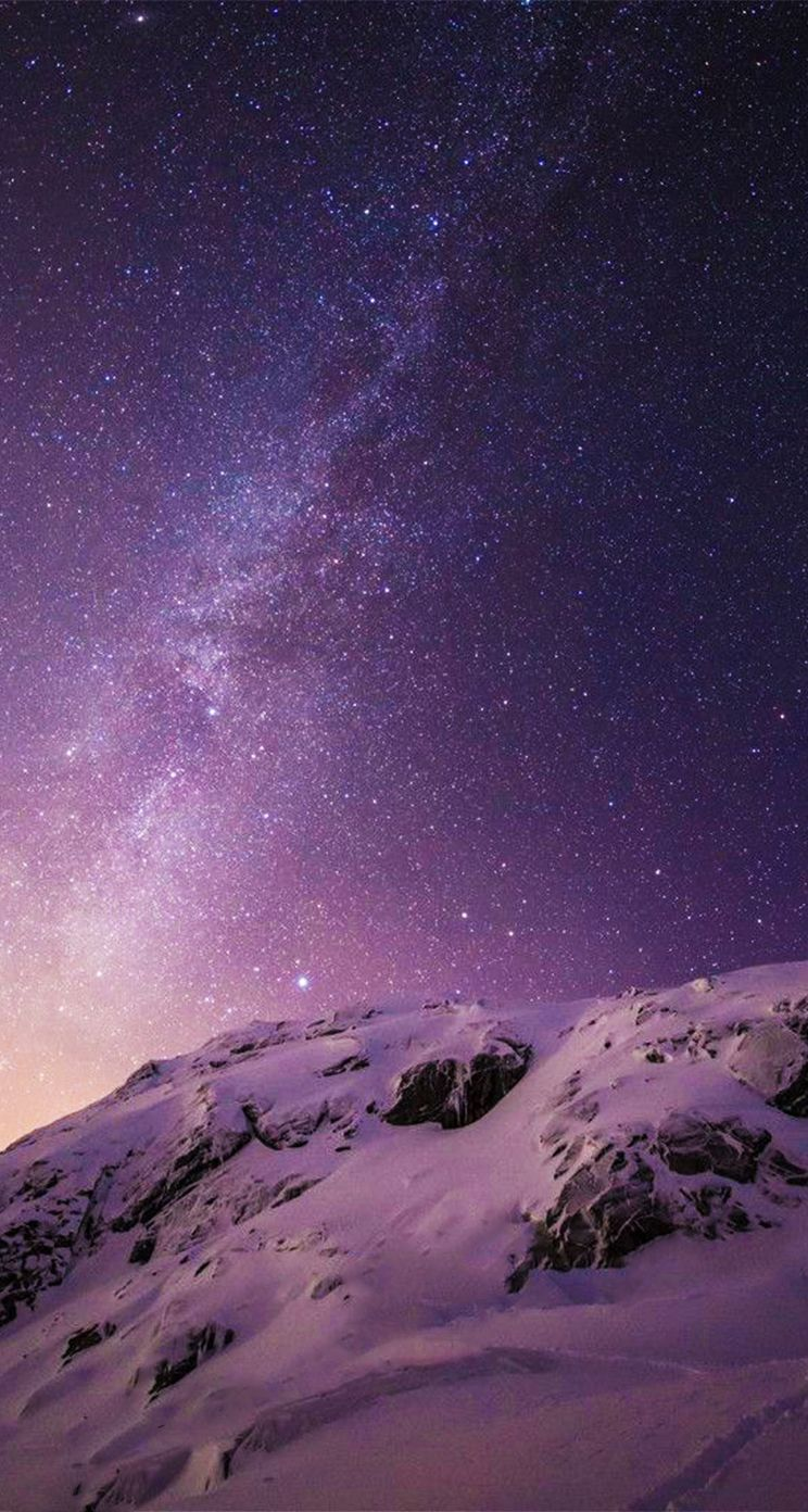 Audacieux iPhone 6 Wallpaper Starry Norway | Anha | Iphone wallpaper iphone JW-03