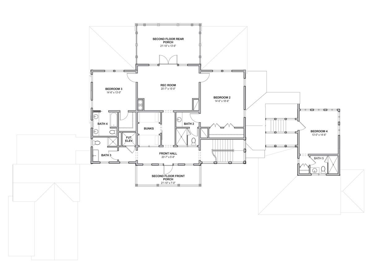 Why We Love The New River House Plan House Plans River House Southern House Plans