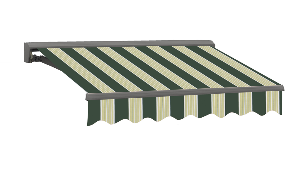 Electric C Series Classic Semi Cassette Awning 10 X 8 Ea1008 Retractable Awning Electric Awning Patio Awning