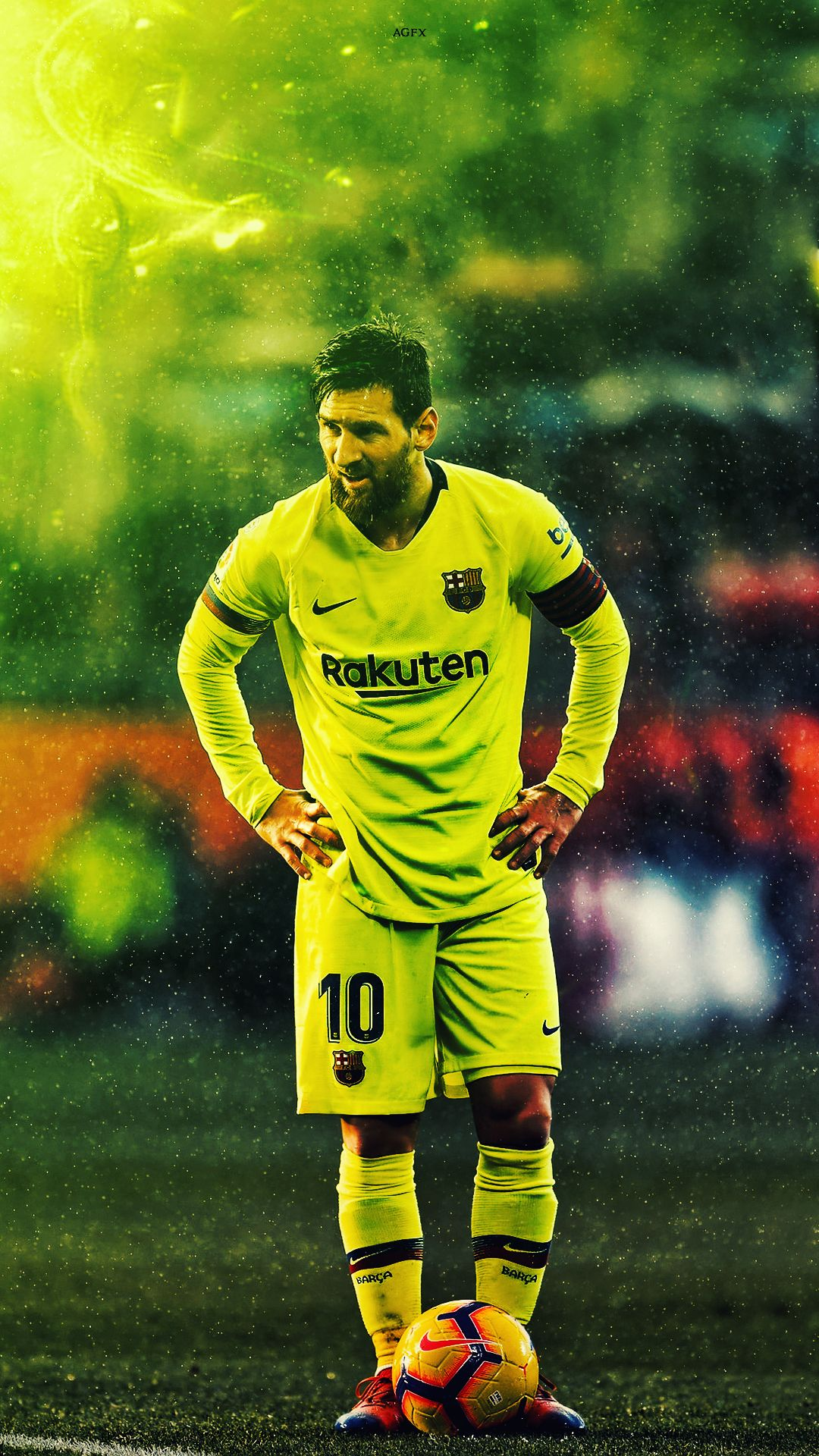 Agfx Designs On Twitter Lionel Messi Lionel Messi Wallpapers Messi Soccer