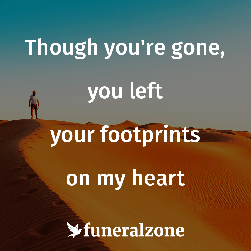 Inspirational Death Quotes For Loved Ones Impressive Inspirational Quotes About Loss Grief And Bereavement After The