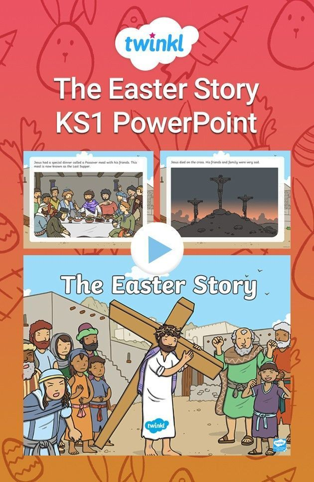 Teach your pupils all about the story of Easter and its origins with this beautifully illustrated PowerPoint Click to download and check out our Easter themed crafts and...