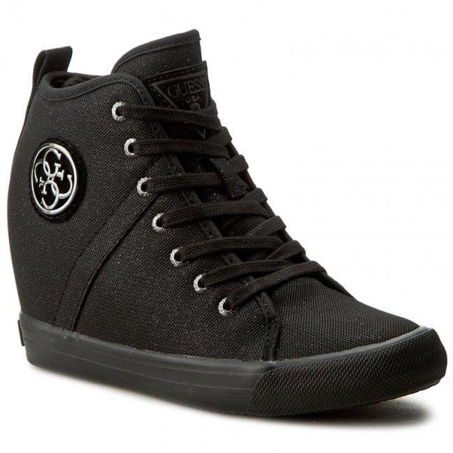 Sneakersy Guess Jillie Fljil1 Fam12 Black Converse Chuck Taylor High Top Sneaker High Top Sneakers Chucks Converse