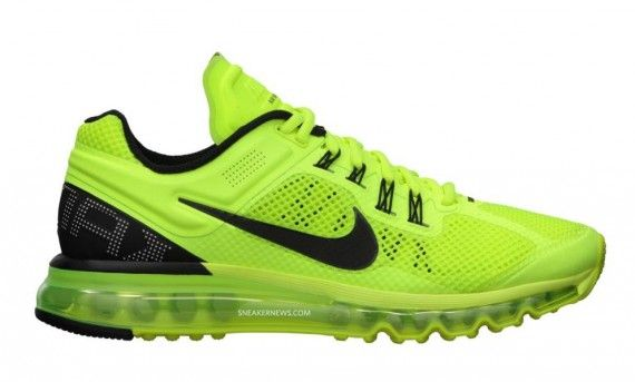 Nike Air Max 2013 Volt and Nike Air Max 2013 Collection Available Now