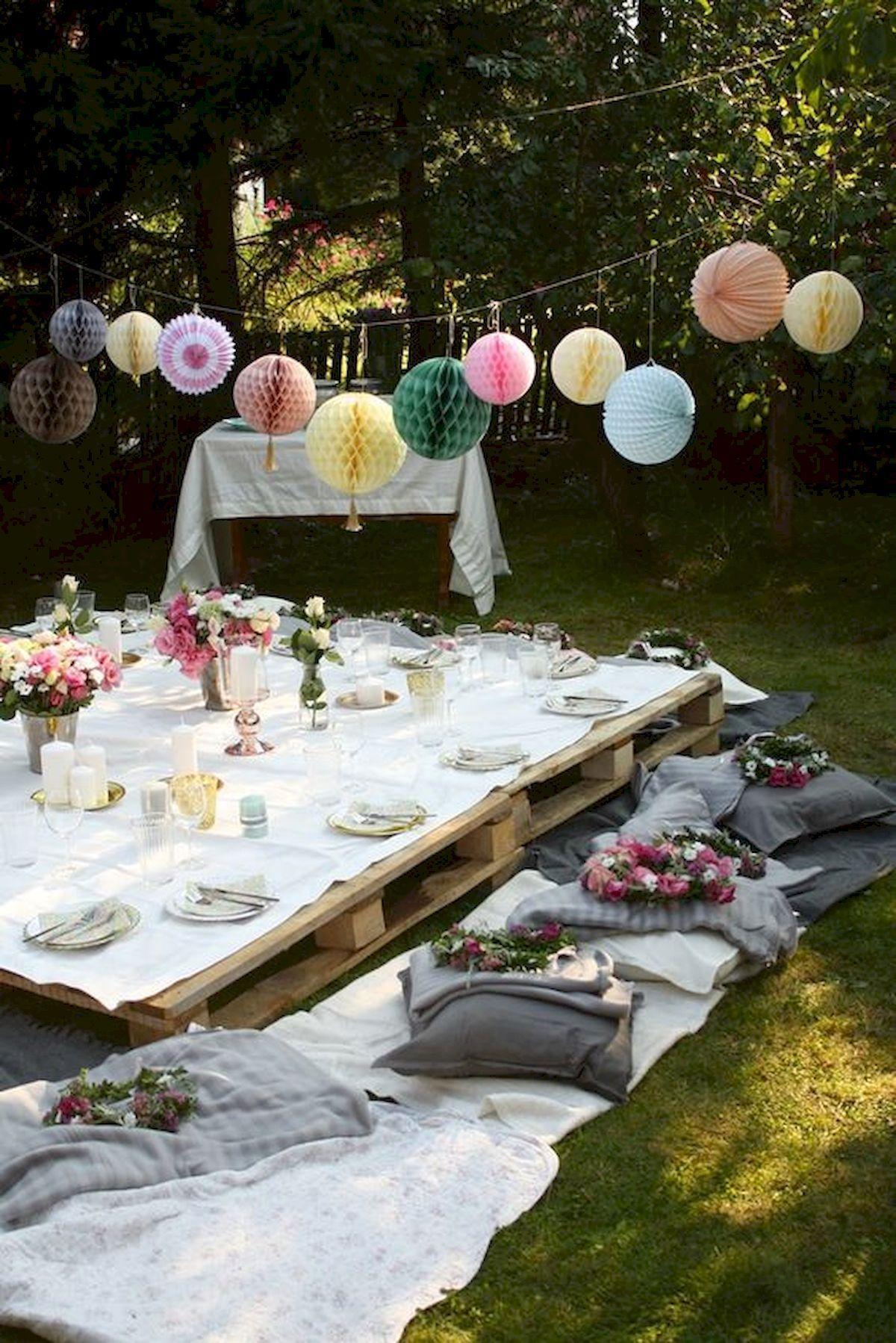 10 Best Summer Party Ideas in Backyards10DECOR  Garden party