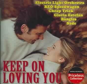 Precision Series Various - Keep On Loving You