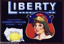 Liberty Brand - Escondido, California