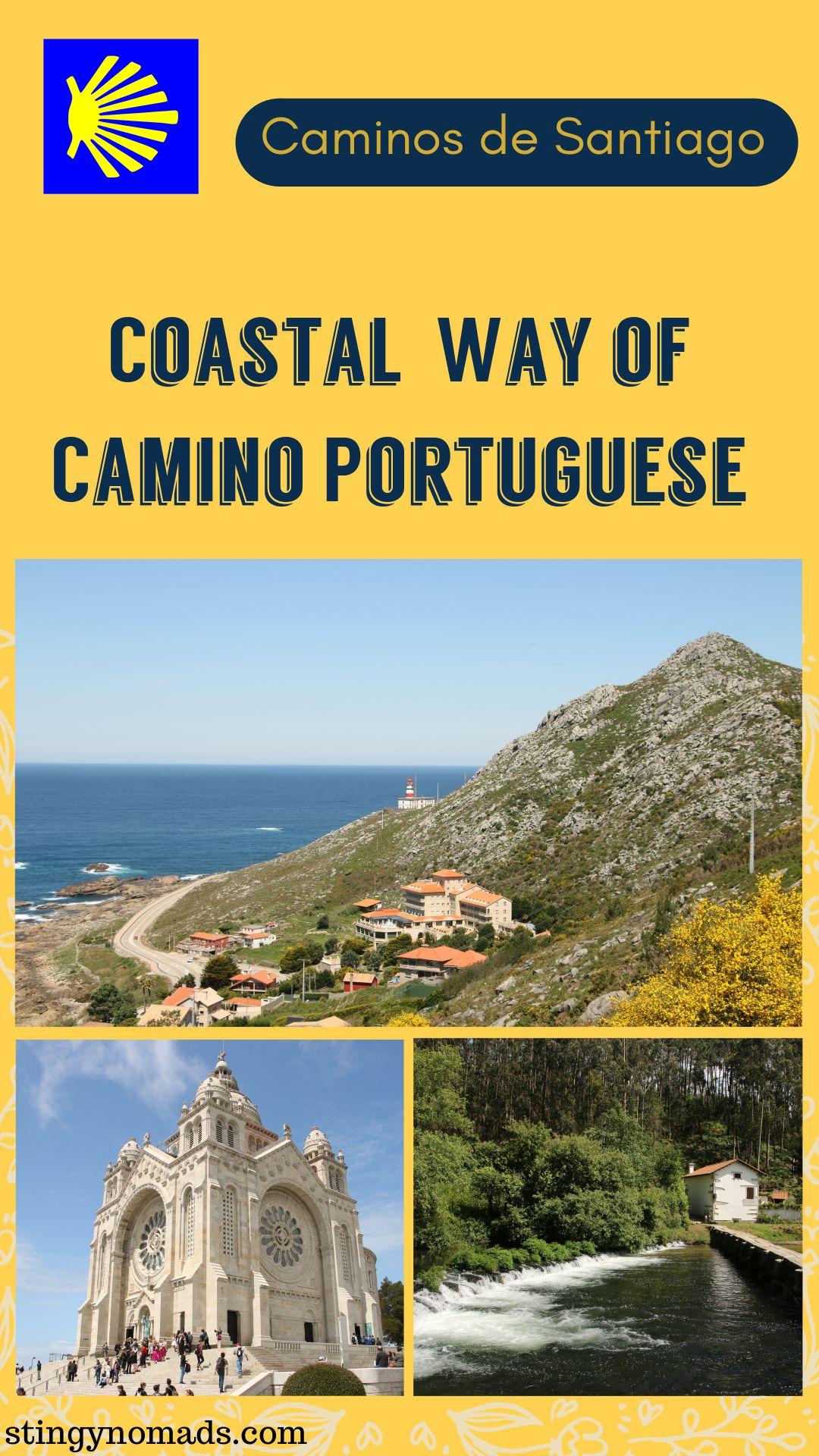 Portuguese Camino Coastal Route Complete Guide Camino