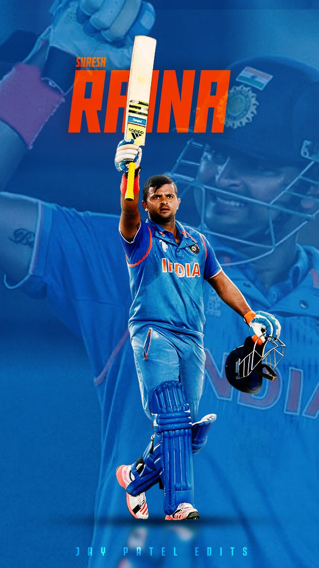Suresh Raina Cricket Wallpapers Cricket Poster Dhoni Wallpapers