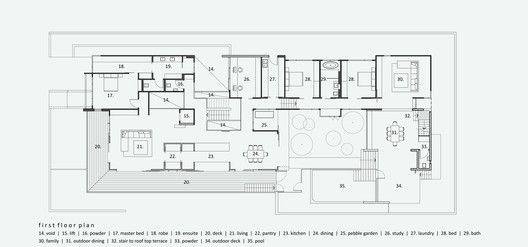 Gallery of Boarding House / Shaun Lockyer Architects - 15 ...