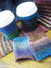 Ravelry: Addicted to Caffeine Coffee Cup Cozy pattern by Shannita Williams #coffeecups