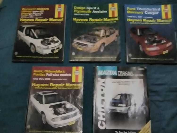 I Have 6 Haynes Repair Manuals For Sale For 244 Each Or 2420 For All 0d 0a 0d 0athey Are 2c Buick 2c Oldsmobile Chevrolet Lumina Repair Manuals Oldsmobile