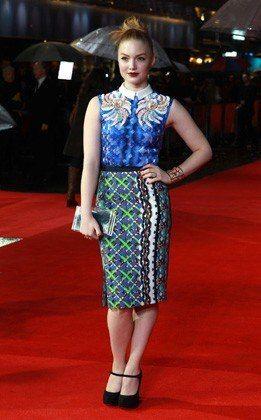 Holliday Grainger OCCUPATION: British actress