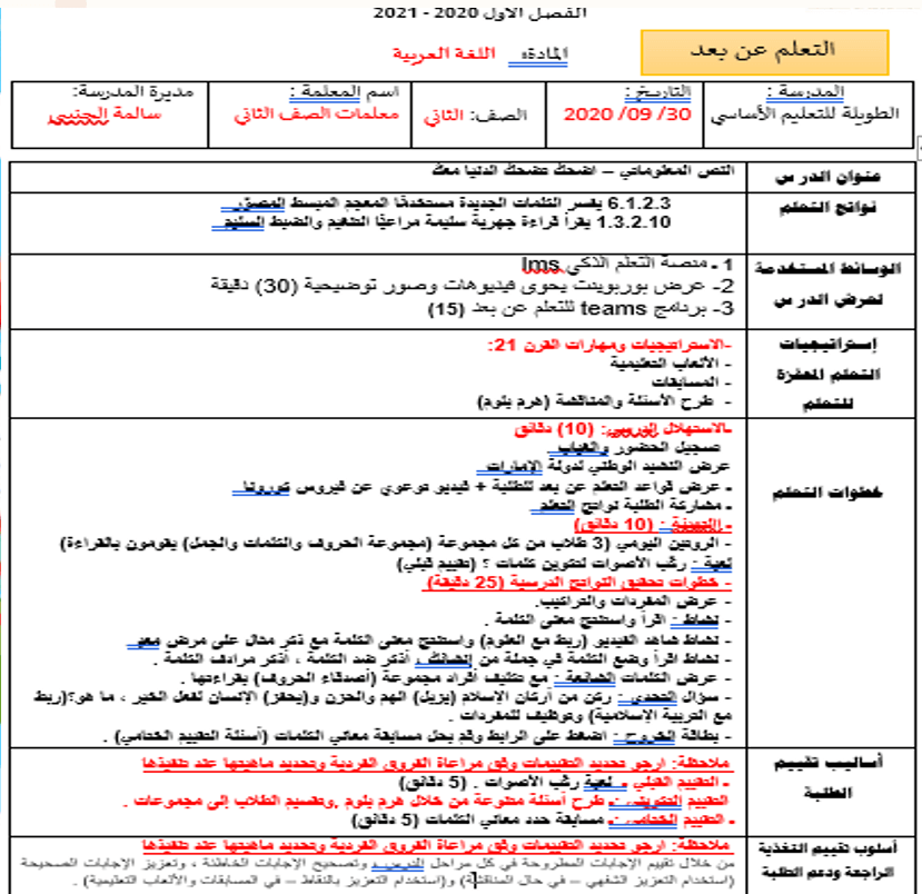 بوربوينت اضحك تضحك الدنيا معك للصف الثاني مادة اللغة العربية