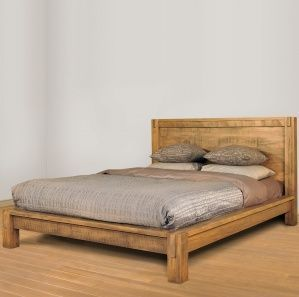 Beautiful Cool Wooden Beds