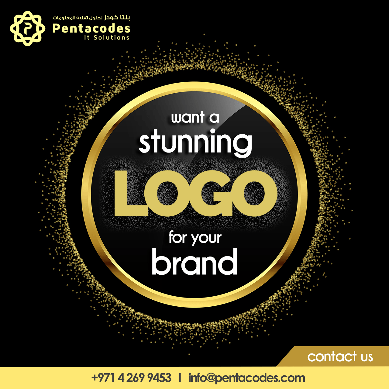 A Stunning Logo Shows The Class Of Your Brand So To Get One Call Us Right Now Professional Website Design Website Design Company Website Development Company
