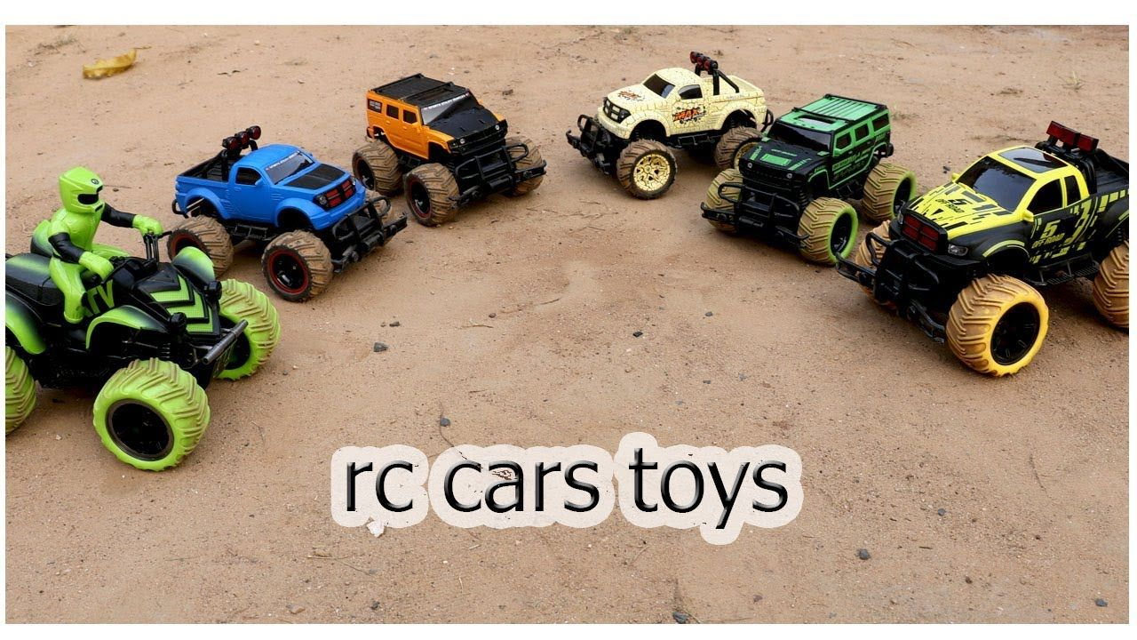 Rc Cars Racing Drifting Cars Videos For Children Remote