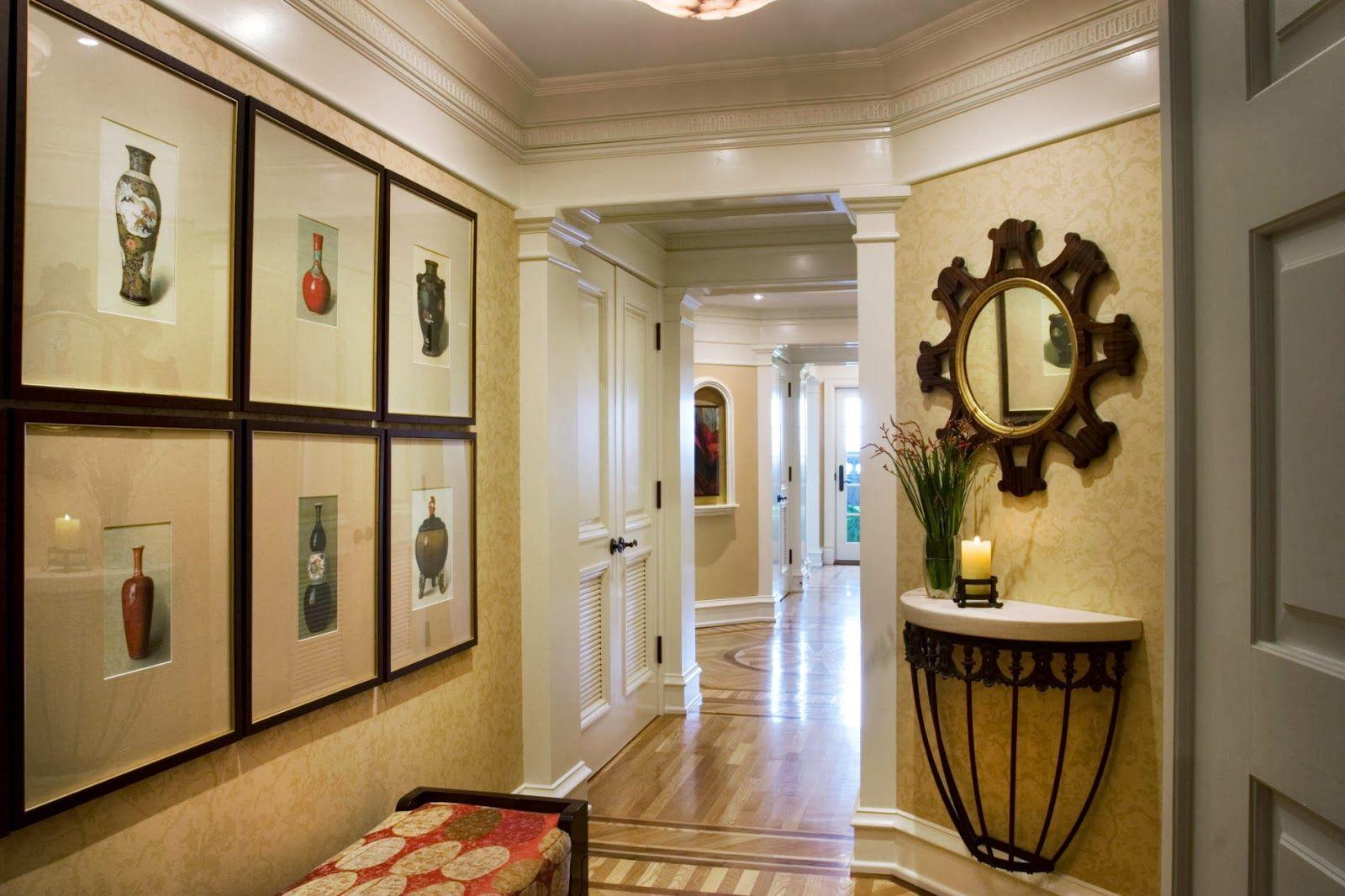 Inspirational Small Hallway Colors