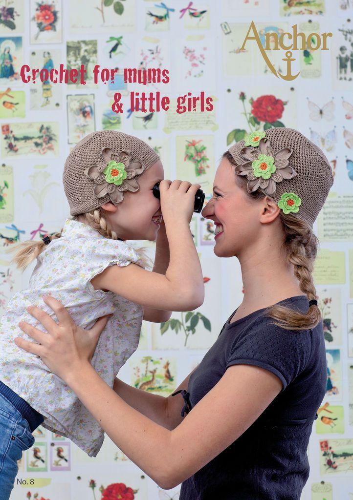 Anchor - Crochet for mums & little girls   Martinas Bastel- & Hobbykiste