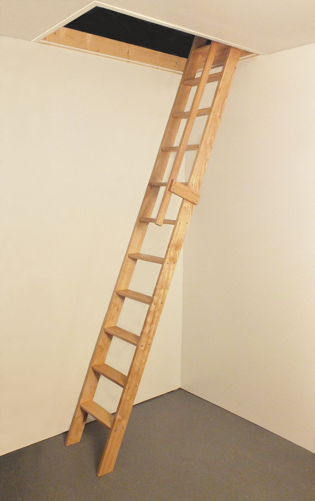Best Ash Straight Flight Wooden Ladder Asf Complete With Ash 400 x 300
