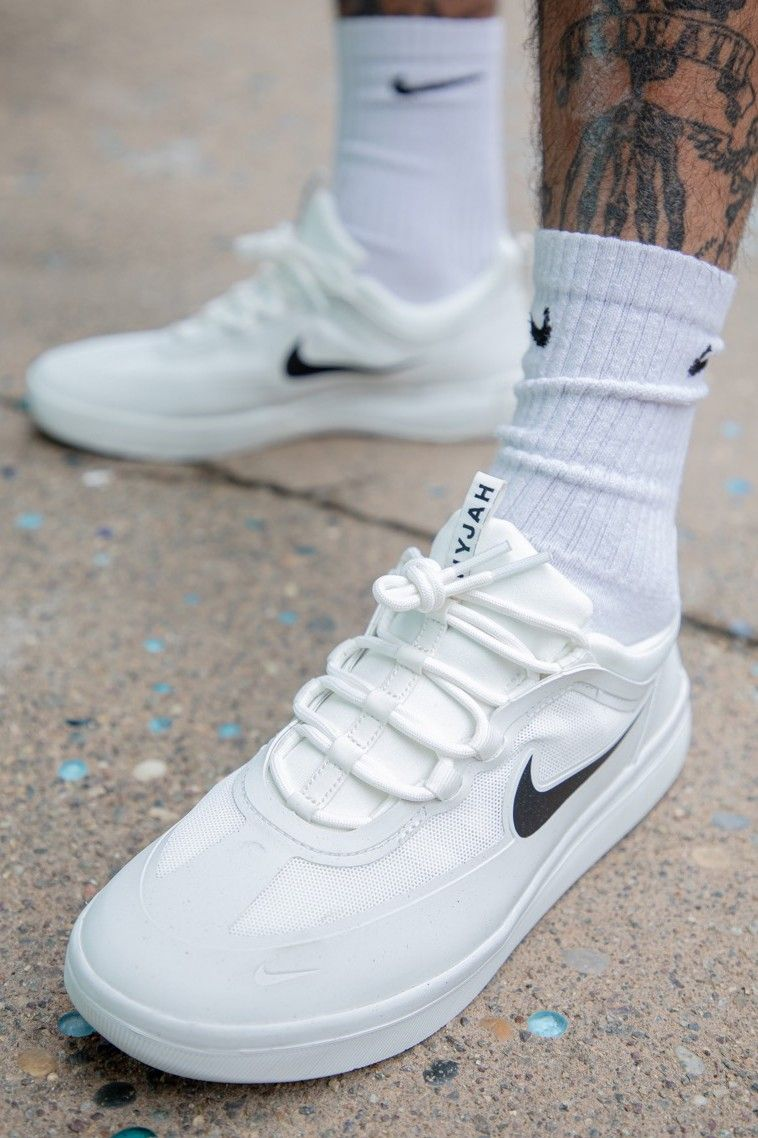 Nyjah Huston and Nike SB Are Feeling Free | Nike sb shoes, Nike sb ...