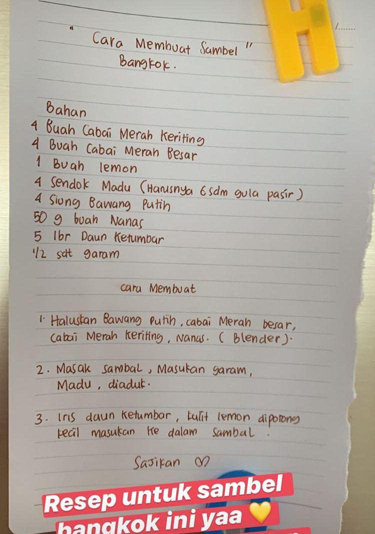 Pin Oleh Chimunks Di Recipe Daun Ketumbar Pemutih Nanas