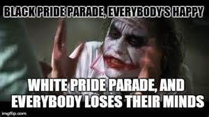 white pride meme