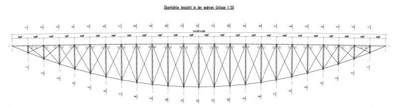 Informe ingeniería Puente Traversina por Conzett | Jhonny Felix Vallejos Velarde - Academia.edu